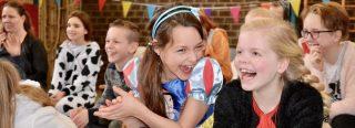 reacties op voorstellingen, kindervoorstellingen en workshops van ZieZus