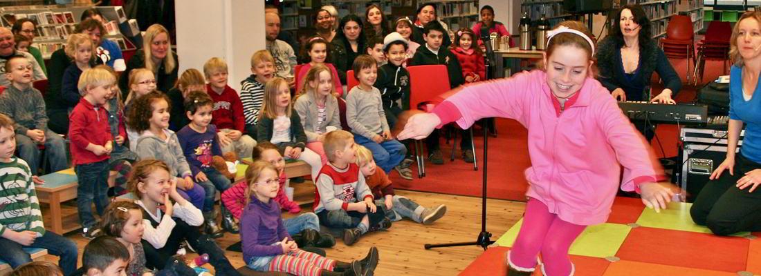 Foto's Kinderboekenweek voorstellingen ZieZus