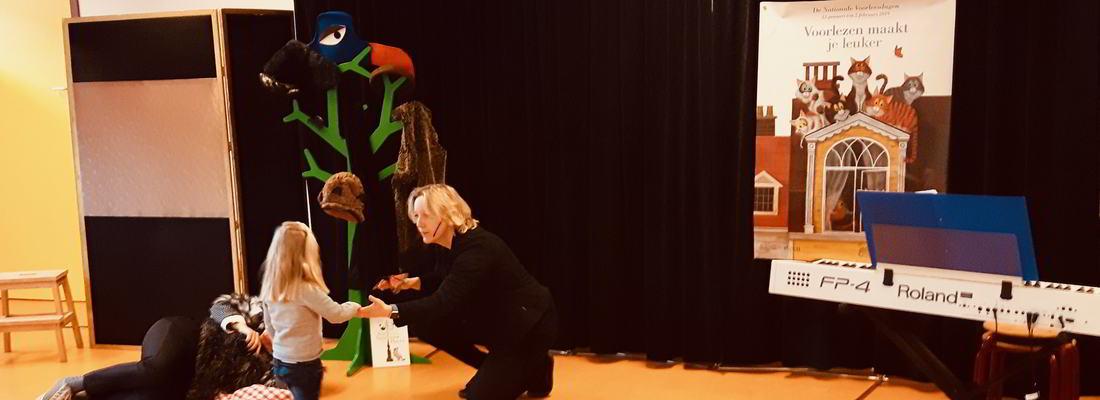 Kindervoorstelling Huis voor Harry (2+)