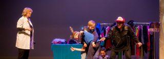 Foto's & Video's van voorstellingen, workshops en spelers